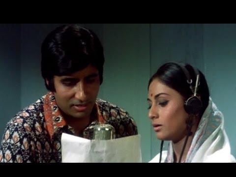 Lootey Koi Man Ka Nagar - Bollywood Romantic Song - Amitabh Bachchan & Jaya Bhaduri - Abhimaan