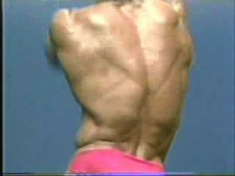 Premchand Degra IFBB Mr. Universe 1988