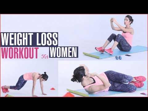HIIT WEIGHT LOSS WORKOUTS TRAINING For Women
