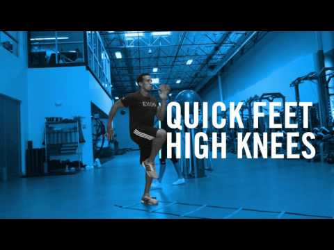ACE Performance Series: Speed Workout - Health Fitness India