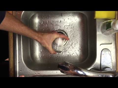 How to Quickly Peel a Boiled Egg in a Glass of Water