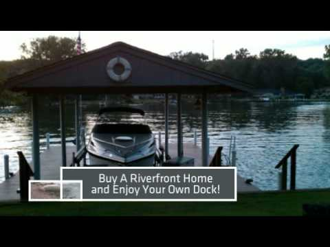Waterfront Homes For Sale - Many Styles to Choose