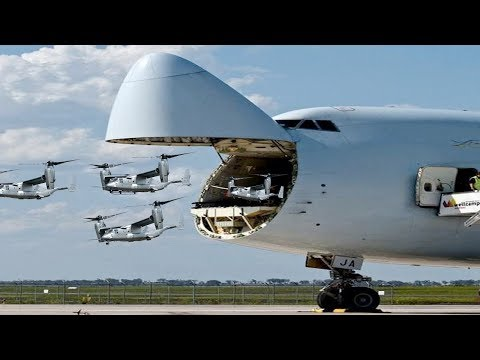 Top 5 Biggest Airplanes