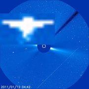 nibiru from stereo satelite
