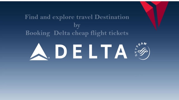Online Flight Ticket Booking with Delta Airlines Phone Number
