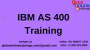 IBM AS400 Training
