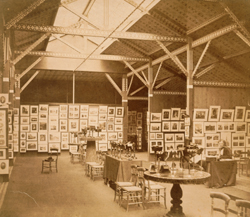 Exhibition of the photographic Society of London. Charles Thurston Thompson, 1858, albumen print