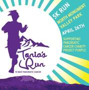 Tonia's Run to Beat Pancreatic Cancer