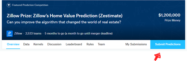 How to Compete for Zillow Prize at Kaggle - Data Science Central