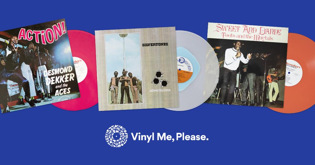 Vinyl Me, Please - Online record store & subscription