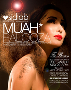 M.U.A.H. Palooza Twenty Ten presented by Sidlab Haircouture