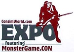 CSW Expo 2015 featuring MonsterGame.CON XV