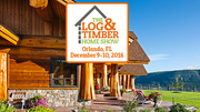 2016 Orlando, FL Log & Timber Home Show