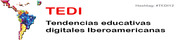 """Conferencia en abierto: """"Tendencias educativas emergentes globales de provecho en el ámbito Iberoamericano"""""""