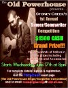 The Old Powerhouse Singer/Songwriter Competition
