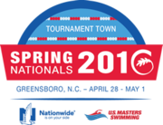 2016 U.S. Masters Swimming Spring National Championship
