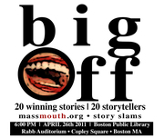 The Big Mouth Off ~ grande finale of the story slam season