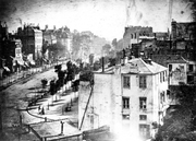Revisiting the Boulevard du Temple: Architecture and Proto-Photography