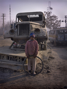 Burke + Norfolk: Photographs From The War In Afghanistan
