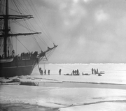 Arctic Bound: An exhibition of photographs by Alexander Rodger & David Dickson, 1894-7