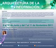 Curso Online Arquitectura de la Información