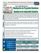 Curso para docentes de educación básica (preescolar, primaria y secundaria)