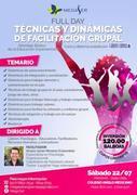 Full Day Tecnicas y Dinamicas de Facilitacion Grupal
