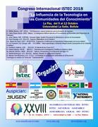 """Congreso Internacional: """"La Influencia de la Tecnología en las Comunidades del Conocimiento"""""""