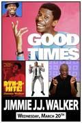 Jimmie J J Walker at Zanies