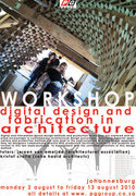 Algorithmic Structures Digital Design & Fabrication in Architecture