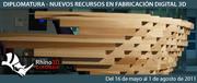 DIPLOMATURA- NUEVOS RECURSOS EN FABRICACION DIGITAL