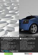 Indywidualne zajęcia z Grashoppera oraz Rhino