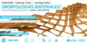 Workshop Series 2 - MORFOLOGIAS MATERIALES