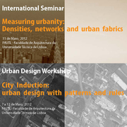 Workshop: City Induction: urban design with patterns and rules