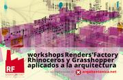 Workshop de modelado con Rhino aplicado a la arquitectura