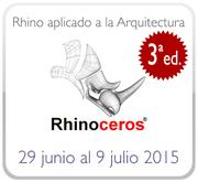 3ª edición Workshop de Rhino para Arquitectura · SEVILLA · Spain