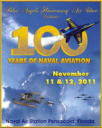 Blue Angels Homecoming Air Show – Veterans Day