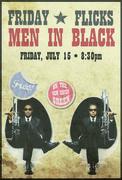 Friday Flicks- Men in Black