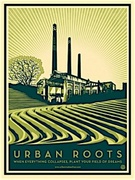 "Movie ""Urban Roots"" and Commnity Potluck"