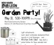 NHLSCP Garden Party