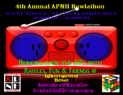 4th Annual APNH Bowlathon
