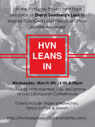 HVN Lady Project: Lean In Book Club