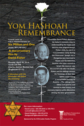 Yom HaShoah Commemoration 2014: Holocaust Remembrance Day