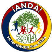 ¡ANDA! 5K Run/Walk for HAVEN Free Clinic