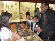 Family Day at the Peabody Museum