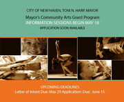 Mayors Community Arts Grant Program Information Session