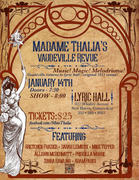 Madame Thalia @ Lyric Hall