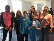 Coding for Social Good with CT Girl Scouts