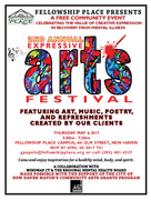 Fellowship Place's Expressive Arts Festival May 4, 2017