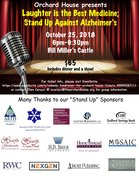 Orchard House Comedy Event